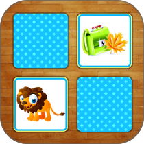 Memory Match for kids