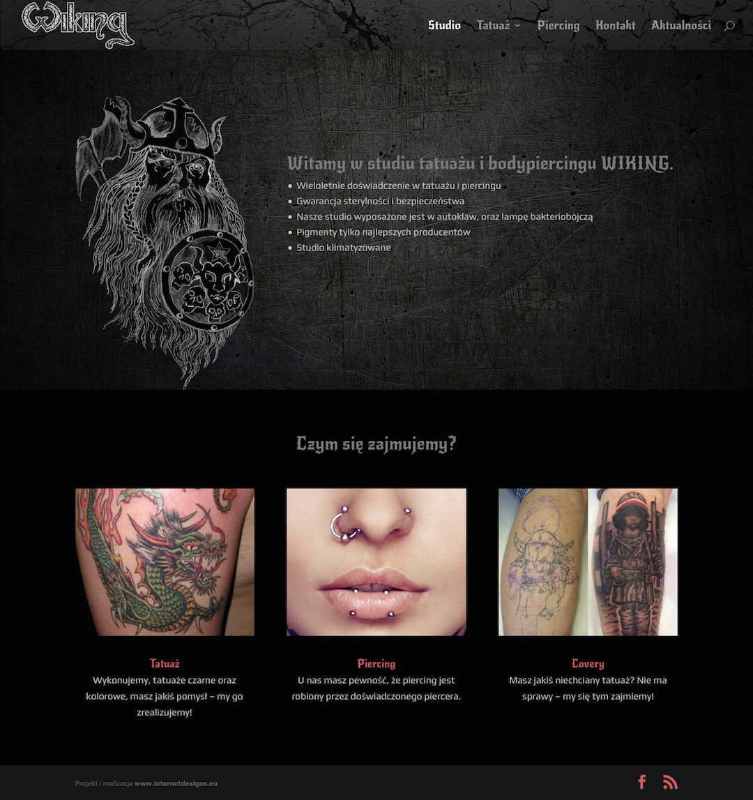 Tattoo Studio WIKING